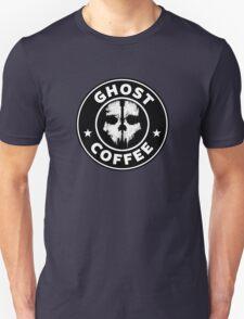 Ghost Coffee 2 Unisex T-Shirt