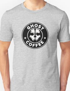 Ghost Coffee 2 Unisex T-Shirt