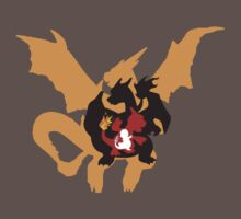 Charizard Y by Ramiartdesigns
