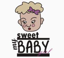 Baby Girl Kids Tee