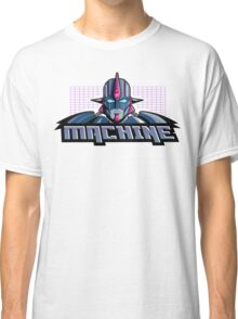 Machine Retro 1980's Cartoon Design Classic T-Shirt