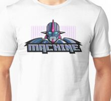 Machine Retro 1980's Cartoon Design Unisex T-Shirt
