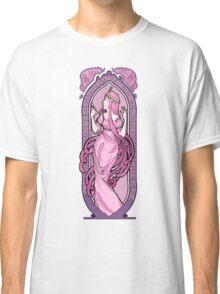 Adventure Time Art Nouveau-Princess Bubblegum Classic T-Shirt