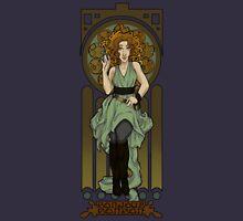 Dr. Who Art Nouveau-River Song Unisex T-Shirt