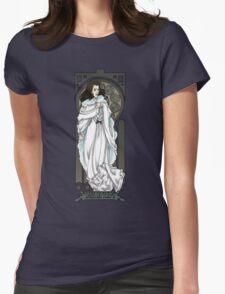 Dr. Who Art Nouveau-Romana T-Shirt