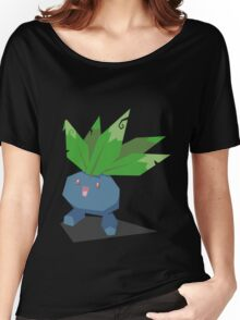 Cutout Oddish Women's Relaxed Fit T-Shirt