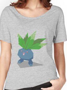 Cutout Oddish Women's Relaxed Fit T-Shirt
