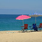 A Summer Day At The Beach by Diana Graves Photography