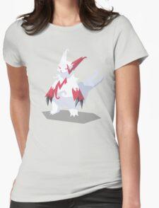 Cutout Zangoose Womens Fitted T-Shirt