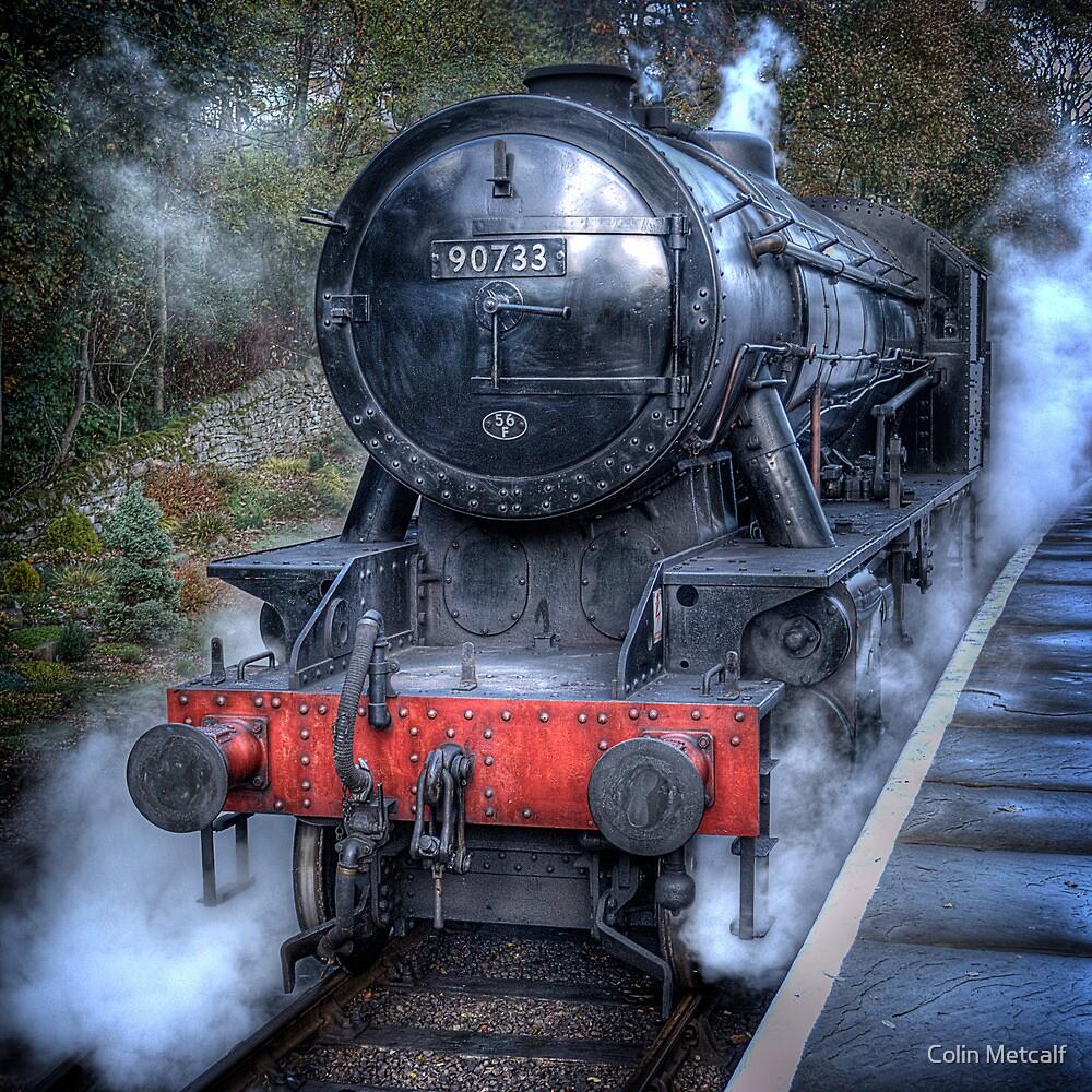 Under Steam Again. by Colin Metcalf