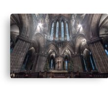 Faith Be Your Guide #2 || Glasgow Cathedral, Glasgow Canvas Print