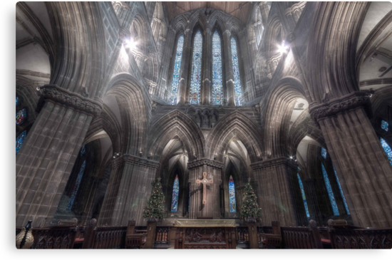 Faith Be Your Guide #2 || Glasgow Cathedral, Glasgow by Anir Pandit