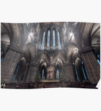 Faith Be Your Guide #2 || Glasgow Cathedral, Glasgow Poster