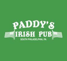 Paddy's Irish Pub by KDGrafx