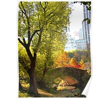 Autumn Paradise Poster