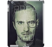 break iPad Case/Skin