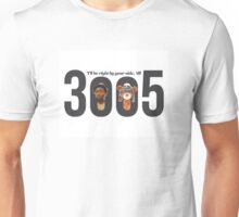 3005 - Childish Gambino Unisex T-Shirt