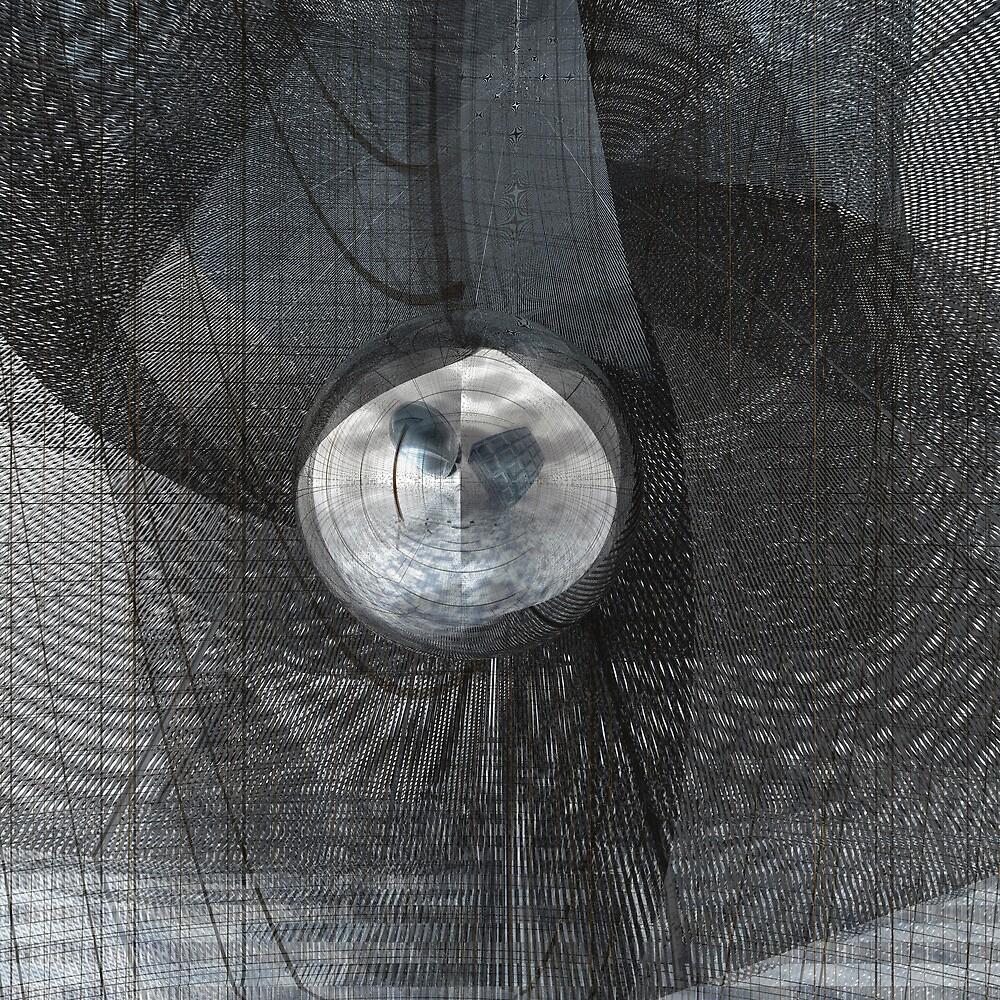 Close To The Edge // Meditation #2 by Benedikt Amrhein