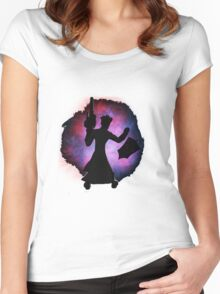 Horrible Who 2 Women's Fitted Scoop T-Shirt