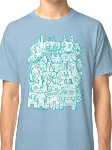 A Gathering of Monsters Classic T-Shirt