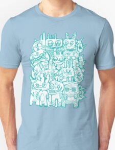 A Gathering of Monsters T-Shirt