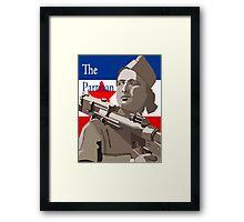 YUGOSLAVIAN PARTISAN  Framed Print