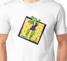 karate chomp - crocodile - signature Unisex T-Shirt