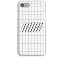 ikon logo b&w iPhone Case/Skin