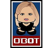 Ann Coulter Politico'bot Toy Robot 2.0 Photographic Print