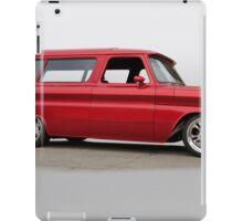 1965 Chevrolet Custom Suburban iPad Case/Skin
