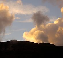 Sky Over Lingmoor Fell by Mike  Waldron
