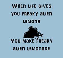 When life gives you freaky alien lemons Unisex T-Shirt