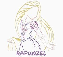 Rapunzel (Personalized, please Bubblemail/email me before ordering) by kferreryo