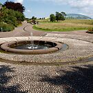 Water Feature in Wales by kalaryder
