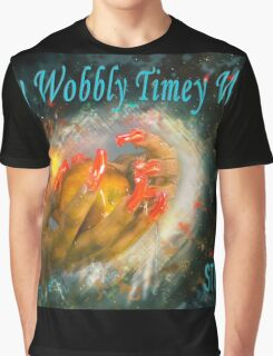 wibbily wobbly timey wimey...stuff  Graphic T-Shirt