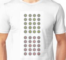 Urban mobility icons Unisex T-Shirt