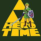 Link, Hero Of Time by NeleVdM