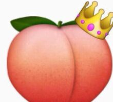 Princess Peach Emoji Sticker