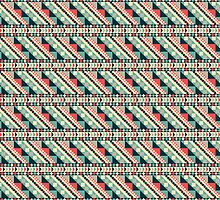 Aztec Pattern 3 by TilenHrovatic