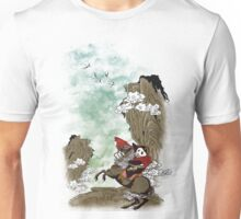 Crossing The Great Mountains Unisex T-Shirt