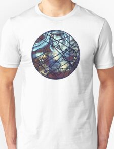 "Dr. Who Gallifreyan ""Dream Improbable Dreams"", with Tardis, steam punk T-Shirt"