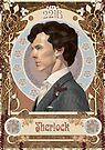 Sherlock Art Nouveau by nero749