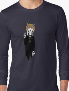 The Goat Priest Long Sleeve T-Shirt