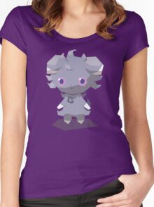Cutout Espurr Women's Fitted Scoop T-Shirt