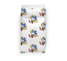 Tails // Sonic Hoodie Duvet Cover
