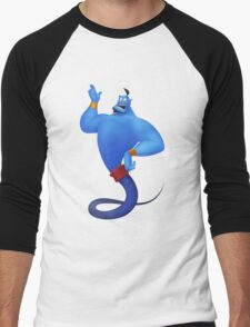 Genie Men's Baseball ¾ T-Shirt