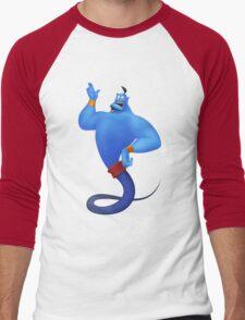 Genie Men's Baseball ¾ T-Shirt