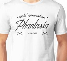 Girls' Generation (SNSD) 'PHANTASIA' Concert in Japan Unisex T-Shirt