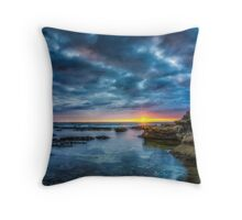 Mornings Glow Throw Pillow