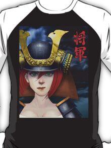 Pin Up Samurai T-Shirt